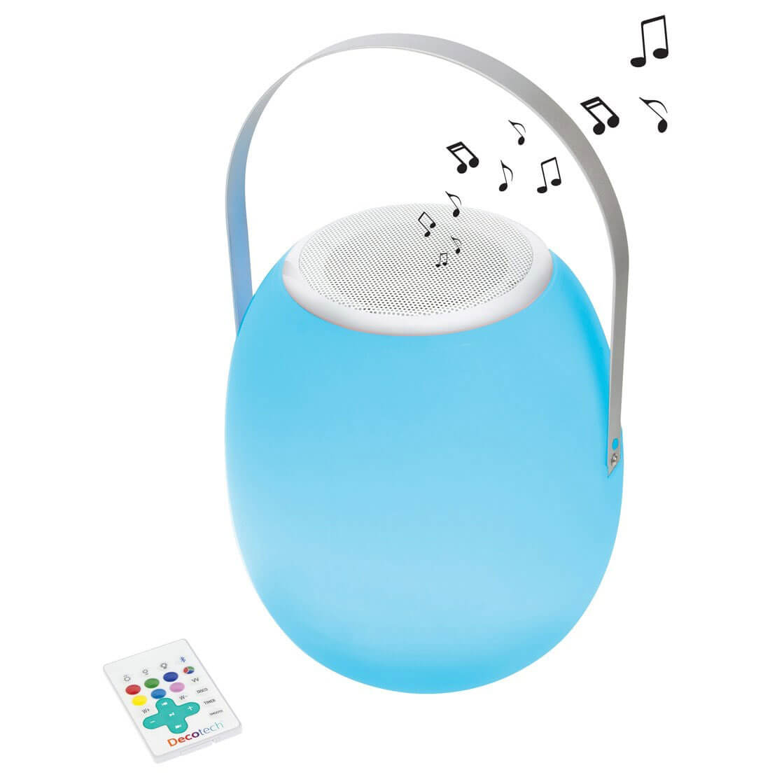 Lampes D Ambiance Enceinte Bluetooth Nomade Et Lumineuse
